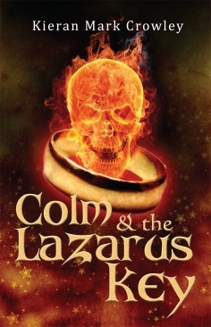 Colm and the Lazarus Key