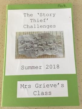 Mrs Grieve's class